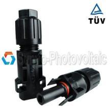 供应SY-C4A太阳能光伏连接器,TUV认证,质量保证图片