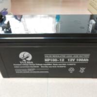 供应宇力达电池12V100AH