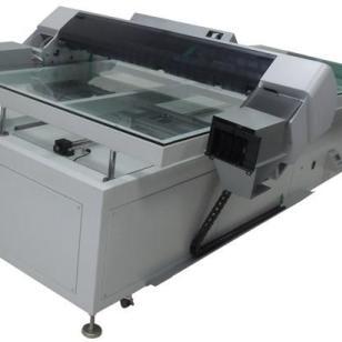 ABS塑胶手机套制品产品印花机图片