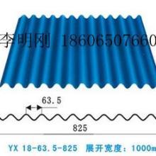 供应YX18-76-836彩钢波浪瓦