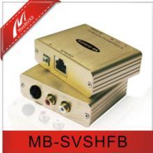 供应分离视频/立体高保真音频传输器