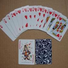 供应长沙广告扑克牌
