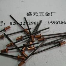 供应铜封闭型铆钉,铜封闭型抽芯铆钉