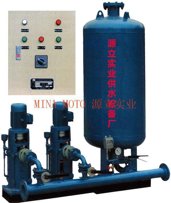供应sql智能全自动气压给水设备图片图片