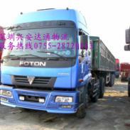 深圳展柜厂指定货运公司图片