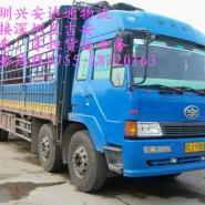 深圳至广州物流整车运输图片