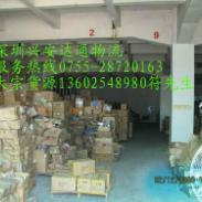 深圳到天水包装盒运输图片