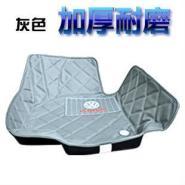 3D立体大包围超纤皮革汽车脚垫图片