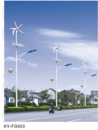 供应甘肃太阳能路灯户外照明灯具图片
