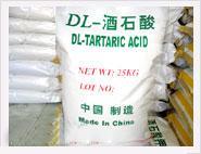 DL-酒石酸图片