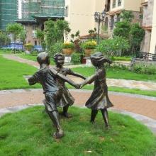 供应广州校园雕塑玻璃钢厂 文化浮雕 名人雕塑 童趣卡通雕塑图片