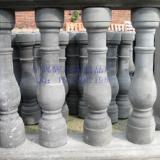 供应广州GRC水泥花瓶栏杆柱