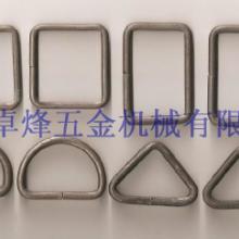 供应三角扣/四方扣/D字扣成型打扣机,箱包扣机