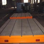 铸铁检验平板报价铸铁基础平台工艺图片