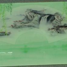 供应白墨UV喷画/UV喷绘/透明板白墨UV喷画/高精度UV加工图片