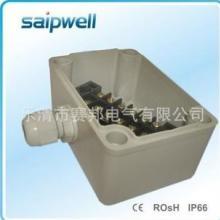 赛普供应阻燃材料防水盒透明上盖塑料防水盒ABS防水盒批发