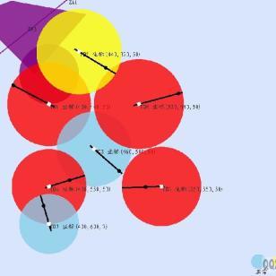 青岛塔机防碰撞系统图片