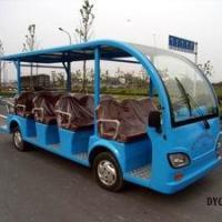 纯电动观光车看房车游览车