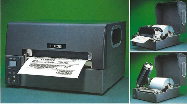 供应西铁城CITIZEN/CLP8301/条码打印