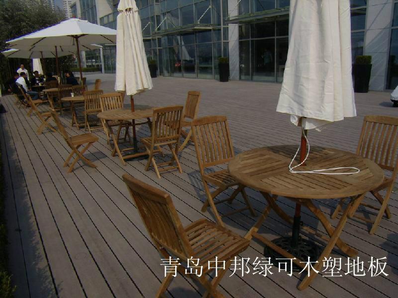 供应青岛城阳木塑工程安装公司