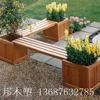 供应青岛城阳木塑花箱-最优质的木塑花箱供货商