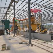 1200发泡水泥墙板生产线设备厂图片