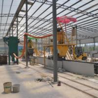 供应1200发泡水泥墙板生产线设备厂