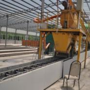 济南1200轻质墙板生产线设备供应图片