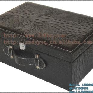高档皮鞋包装盒皮礼盒鞋盒图片