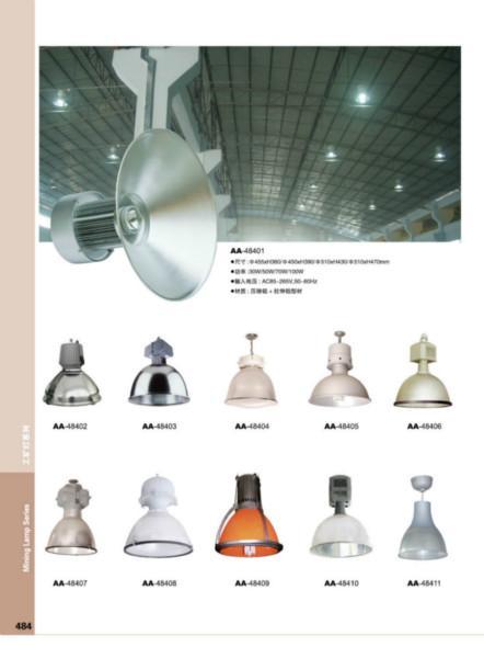 供应LED工矿灯图片