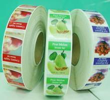 深圳市标签印刷厂家胶版纸标签印刷