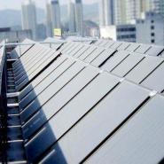 200L平板太阳能分体承压系统图片