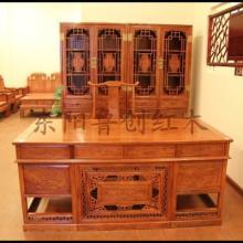 供应红木家具-花梨木书桌