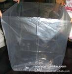 供应江苏环保立体袋生产厂家、正方形高压立体袋订做电话