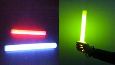 冷光照明棒-消防高亮荧光棒-消防冷光照明发光棒