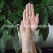 触摸屏一次性净化PVC手套图片