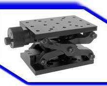 联英精密型手动升降台SS10-60自动化位移调整滑台剪式光学实验测试工作平台批发