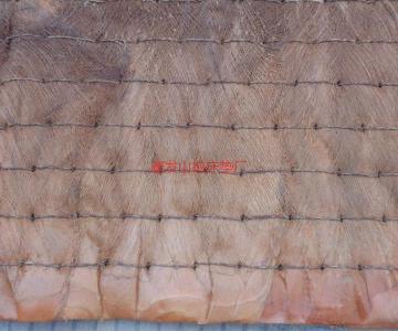供应无胶手缝山棕薄垫、云南山棕薄垫、学生山棕床垫、薄垫图片