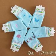 礼品袜赠品袜儿童防滑袜纯棉运动袜图片