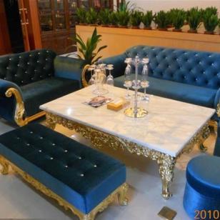 郑州实木餐椅布艺餐桌椅酒店饭店图片