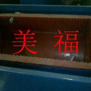 直槽式振动研磨光饰机图片