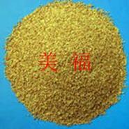 振动烘干机所用的玉米芯磨料图片
