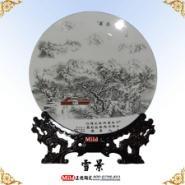 景德镇厂家定做瓷版画陶瓷壁画图片
