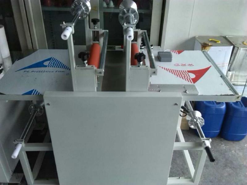pvc膜覆膜机