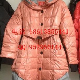清仓秋冬服装棉服牛仔裤北京应季女图片