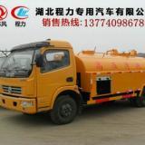 供应下水道疏通车、东风多利卡4-5方高压清洗车