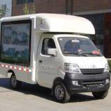 供应热销的小型led广告车/ 小型led广告车有什么优势