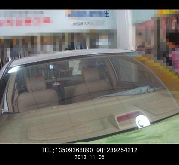 福州汽车贴膜丰田花冠前后贴膜图片高清图片