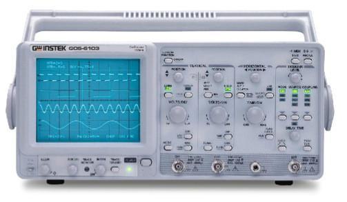 示波器的作用_台湾固纬代理商供应500mhz示波器gds-3502