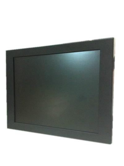 供应17寸倒装式工业显示器